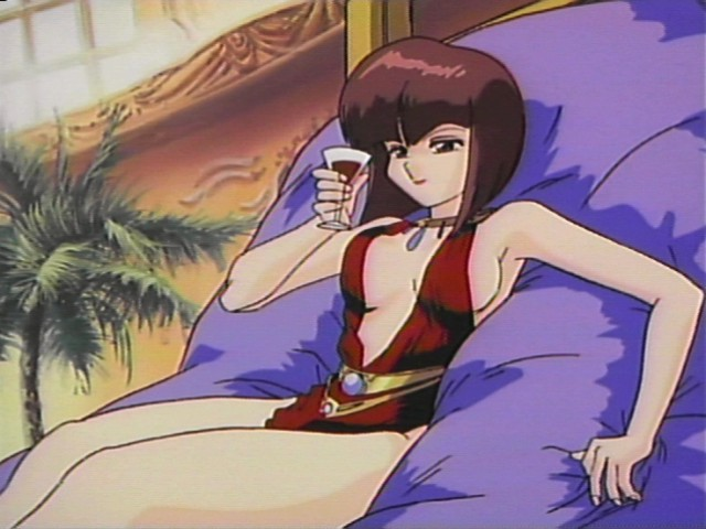Serie Anime RANMA 1/2 Nabiki6